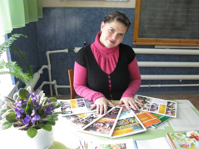 Natalia Casu si Colectia Invatatorul Modern!