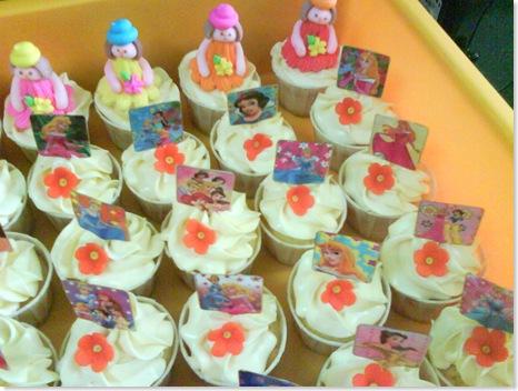 Princess cupcakes1