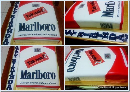 Kek Tak Nak Merokok