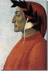 Dante Alighieri por Botticelli