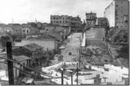 Rua Itororó SP