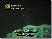 CNN Gulf War nightscope January 1991