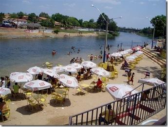 Rio Balsas (beira-rio)
