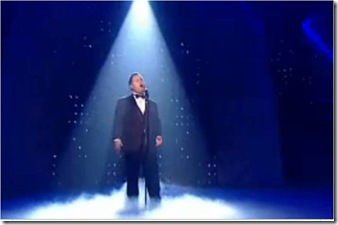 Paul Potts final 2007
