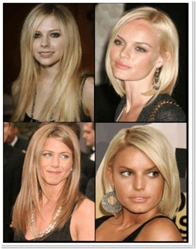 medium celebrity hairstyles. New Medium Hair Styles Popular