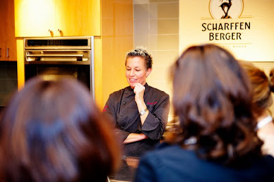 Scharffen Berger Chocolate Cooking Class with Chef Elizabeth Falkner - Photo Courtesy of RF Binder