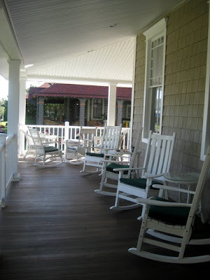 The Johnson House Inn in Spring Lake, NJ