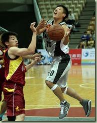 金酒王男桂(右)台銀張博勝(左)