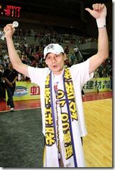 陳志忠獲選為第七季SBL總冠軍賽MVP