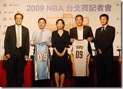 NBA Taiwan Game-3