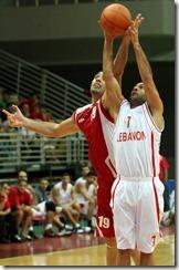 黎巴嫩法哈德(右)伊朗卡杜斯特
