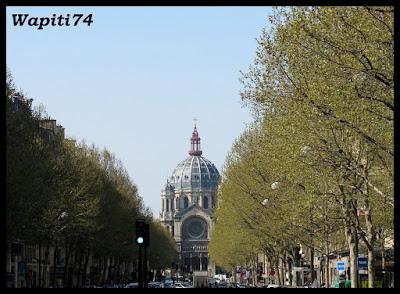 Une semaine printannière à Paris 14.St-Augustin