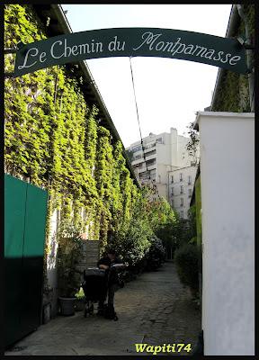Une semaine printannière à Paris 62.Passage-Montparnasse