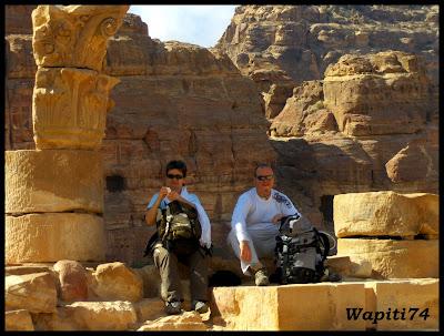 Jordanie : au pays des Nabatéens, des Grecs, des Croisés... et de Dame Nature ! J-DH000090