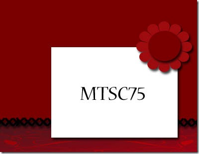 MTSC75