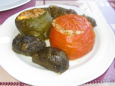 sumeria lunch stuffed veg 2