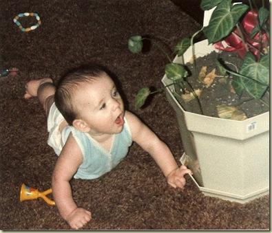 Jason after plant