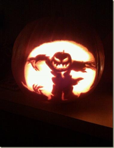 Elaines Scarecrow