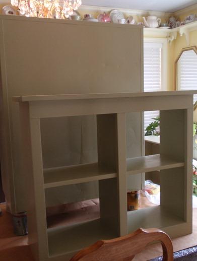 shorter shelf