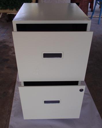 shorter filing cabinet