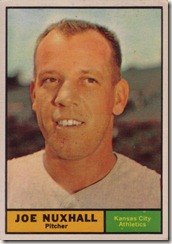 1961 Topps Nuxhall