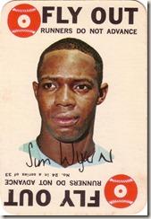 1968 Topps Wynn Game