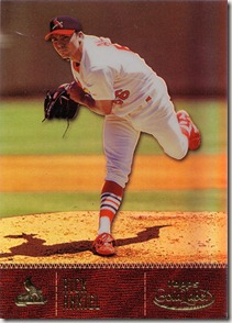 2001 Topps Gold Label Ankiel