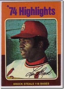 Brock 1975 Highlights