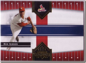 Gibson 2005 Donruss Playoff
