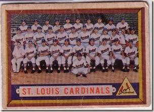 Cardinals 1957