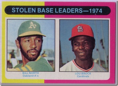 Brock 1974 SB Leaders