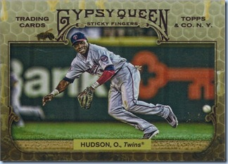 2011 Gypsy Queen Hudson Sticky Fingers