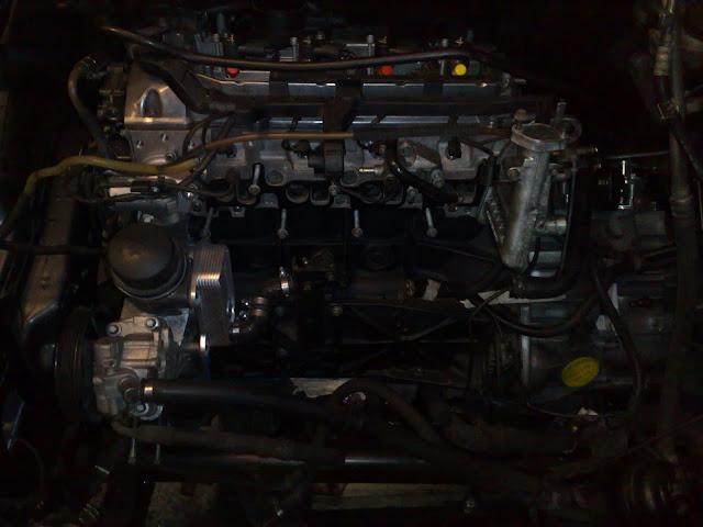 Réfection Moteur W638 avec dépose de boite de vitesses - Page 2 13122010747