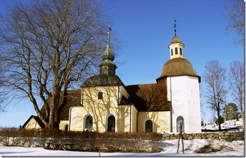 bälinge church
