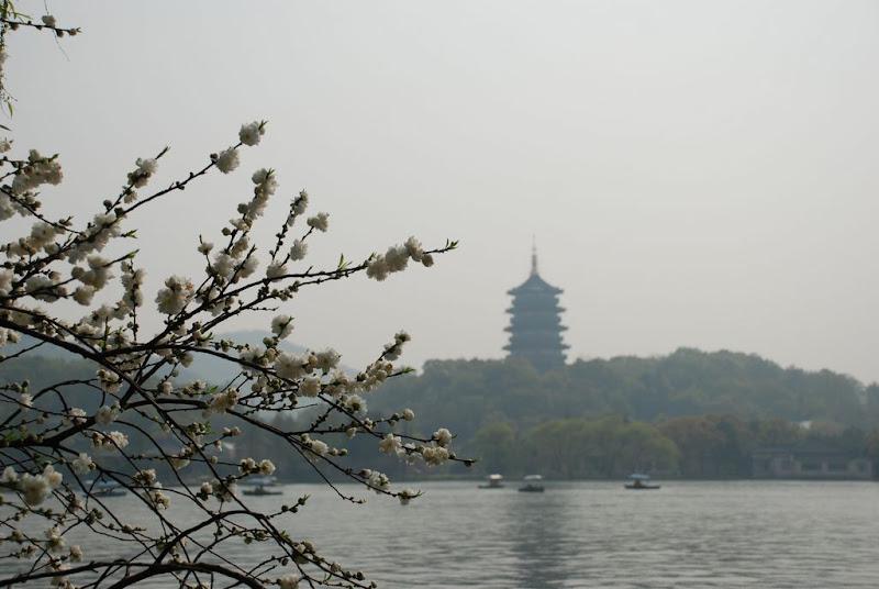 诶杭州西湖简笔画
