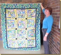 Leanne's quilt