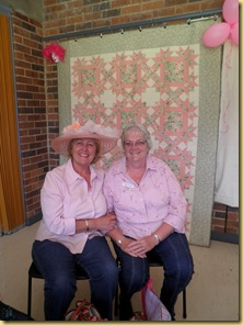 Pink Friends Ineke and Sheila