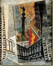 Paseo colón Picasso