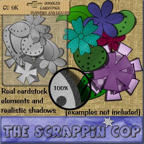 http://thescrappincop.blogspot.com/2009/10/cu-ok-real-cardstock-doodled-flowers.html