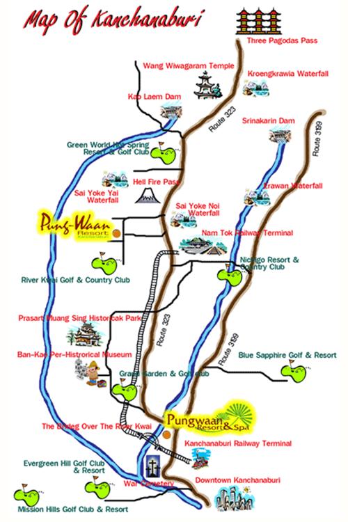 خريطة كانتانشبوري