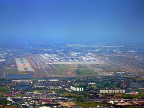 مطار تايلاند