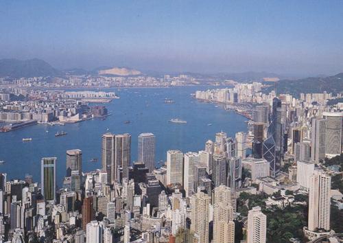 صور من هونغ كونغ