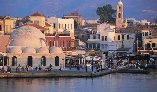 جزيرة كريت جزيرة كريت اليونانية -Crete معلومات