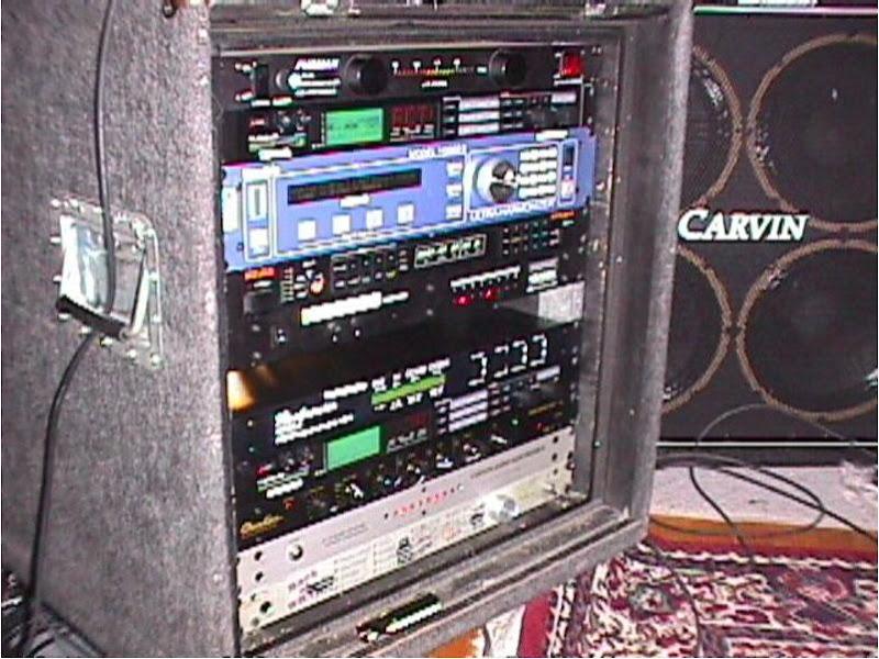 Steve Vai gear 1998