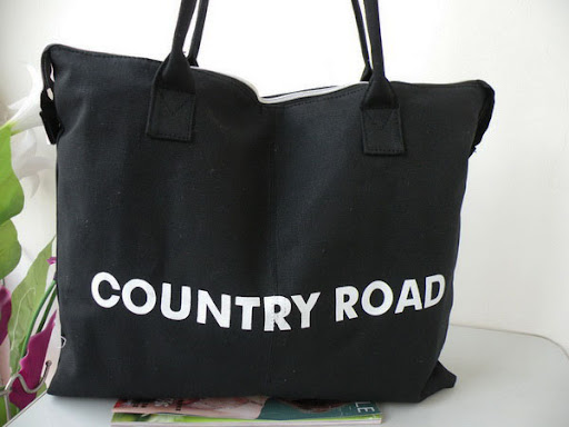 Country Road Tote Bags Cheap