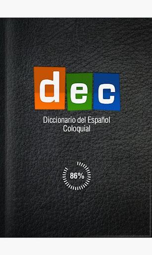 Diccionario del Español Coloqu