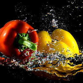 Fire by Imanuel Hendi Hendom - Food & Drink Fruits & Vegetables