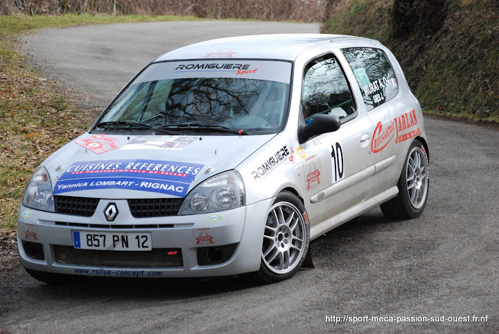Alexis MURAT / Johan GRES - Clio RS F214 Rallye%20des%20Thermes%202010%20449