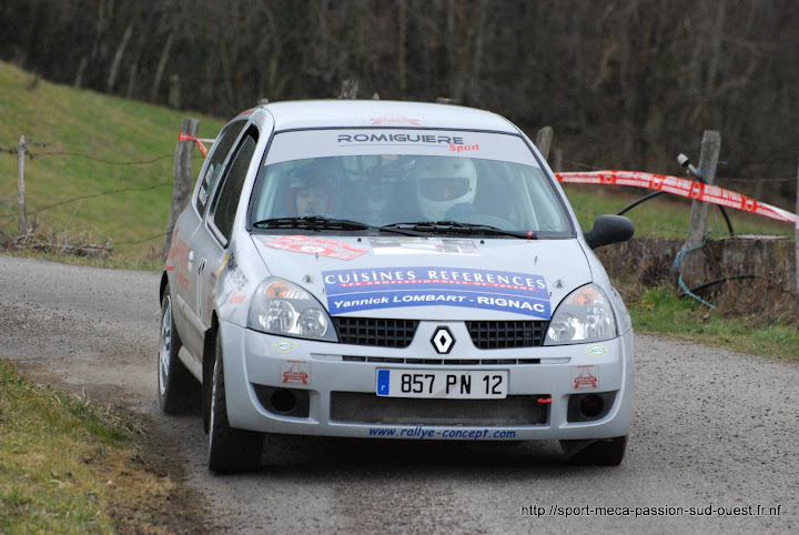 Alexis MURAT / Johan GRES - Clio RS F214 Rallye%20des%20Thermes%202010%20609