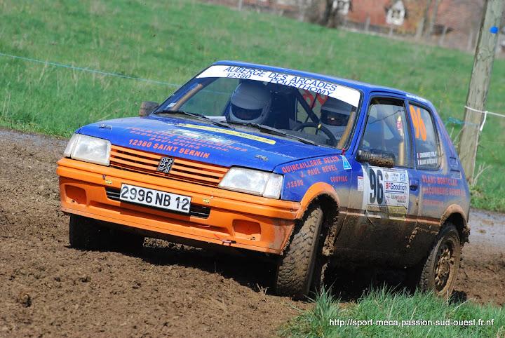 Cyril CONDOMINES - Vanessa BLANC - 205 GTI F214 Rallye%20Terre%20des%20Causses%202010%20792